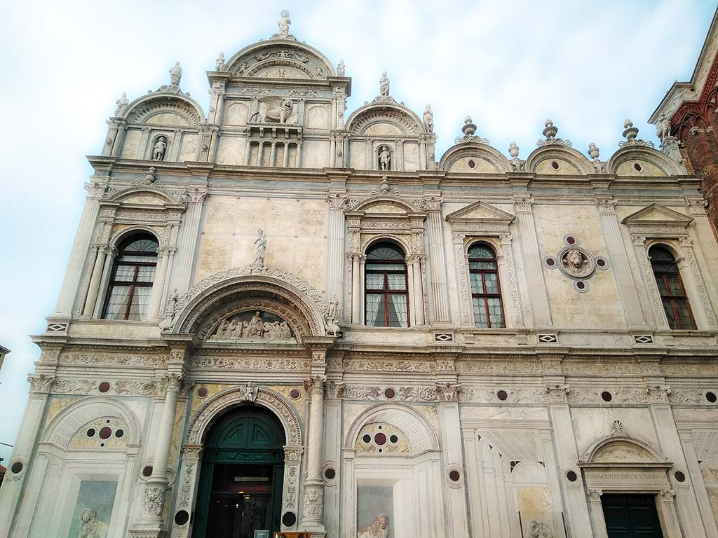 Invasioni Digitali 2018. Alla conquista della Scuola Grande di San Marco a Venezia