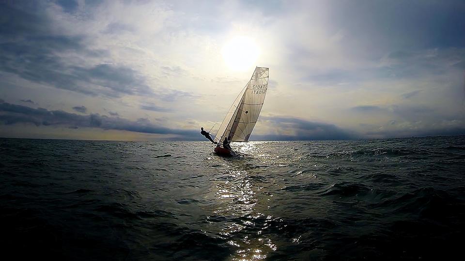 Una barca sostenibile, con le fibre naturali